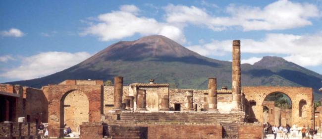 Pompeii, Herculaneum, Vesuvius & MANN